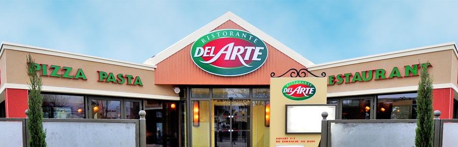 Pizzéria Del Arte – Thionville (57)