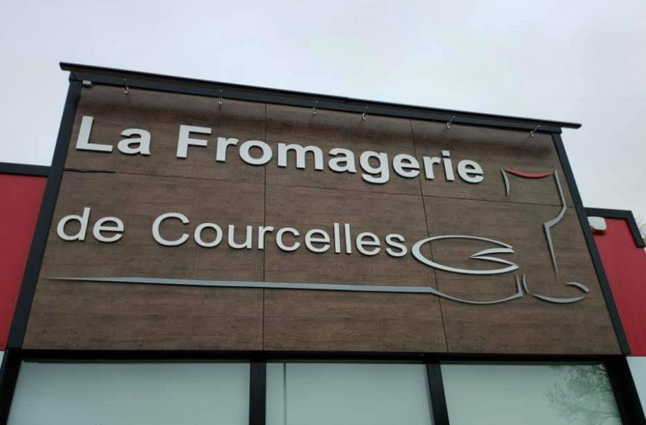 Fromagerie de Courcelles (54)